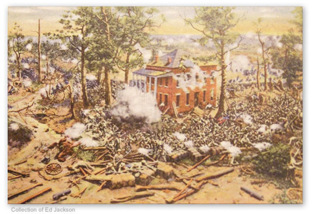 The day of the Battle of Atlanta