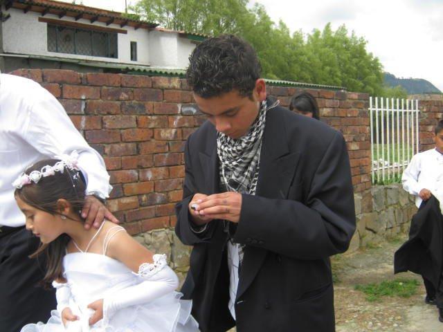 bautizo de mis primos