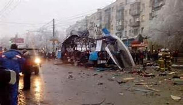 Volograd Explosions