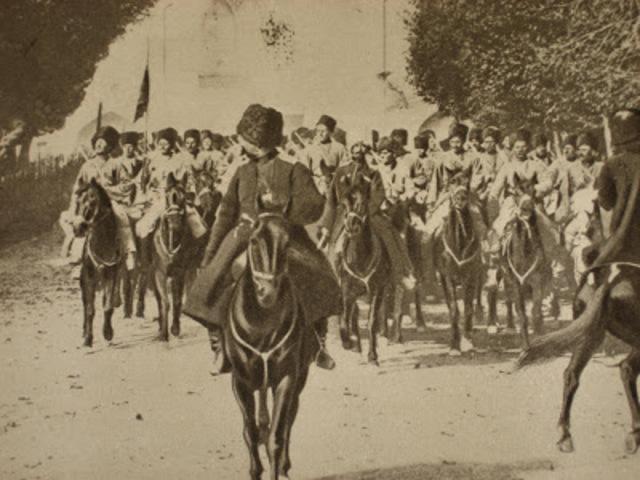 Rusia se enfrenta con el imperio otomano