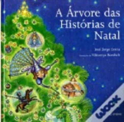 A Árvore das Histórias de Natal