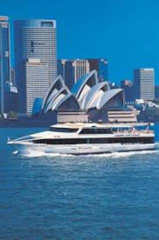 Go on a cruise for 25th anniversary