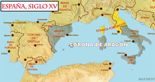 España durante el siglo XV