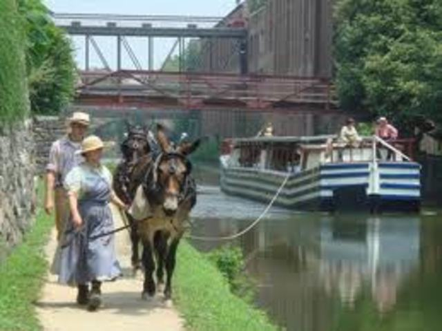 Ohio & Chesapeake canal