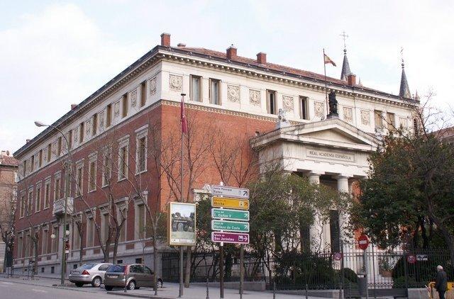 Inauguración de la sede RAE en España