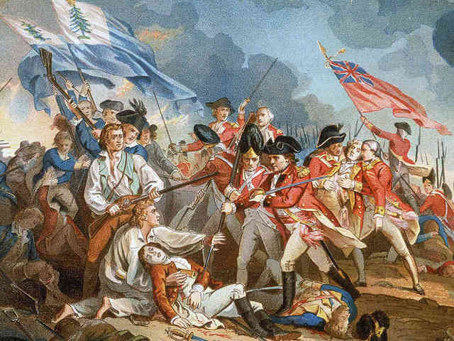 When The Battle Of Bunker Hill Started