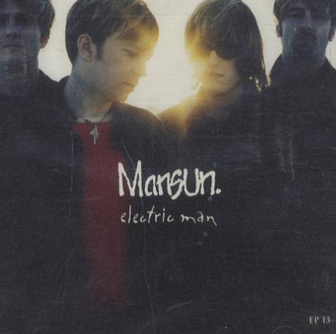 Thirteen EP - Electric Man