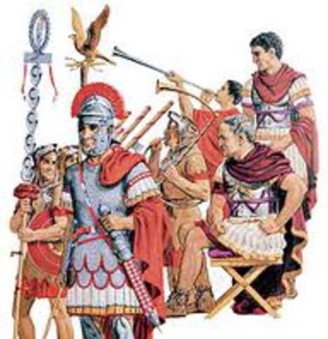 Romanización de Hispania s. VII a. C. - s. V d. C.