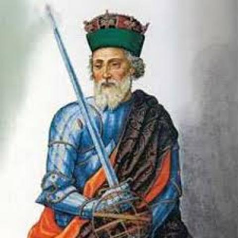 Alfonso X El Sabio y Su Contribución Al Castellano (1201 DC)
