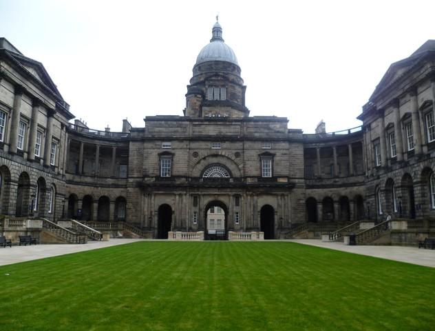 Universidad en Edimburgo