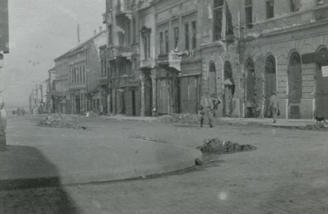 За време Првог светског рата