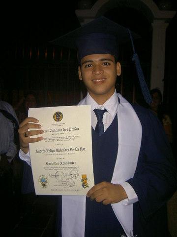 My graduate