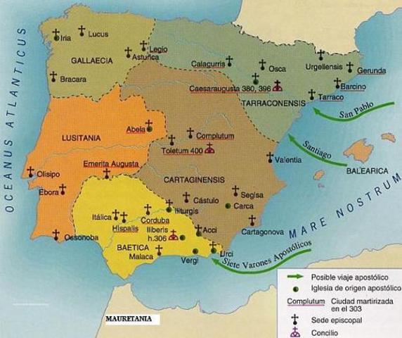 La romanizacion (300 AC)