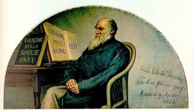 Darwin había completado su tercer libro sobre geología.
