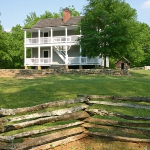 Cherokee Capital of New Echota founded