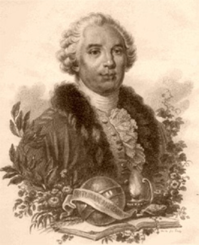 Nació George Louis Leclerc
