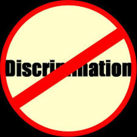 The Social Assistance of Act prohibits discrimination