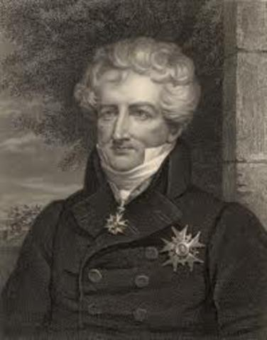 Murió Georges Cuvier