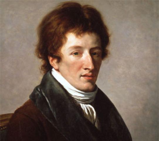 Nació Georges Cuvier