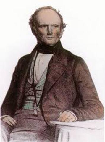 Nació Charles Lyell