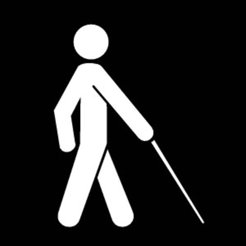 The legal rights of a Blind person 1970