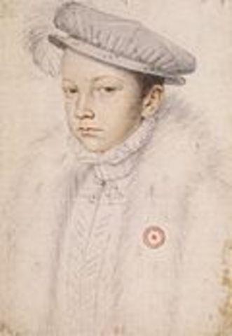 Birth of Francis II