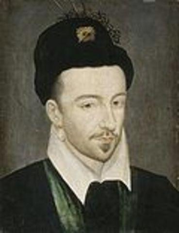 Birth of Henry III