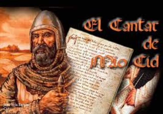 Poema del Mio Cid  S..XII-XIII.