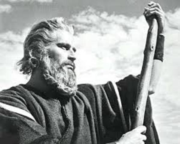 MOISES (BIBLIA)