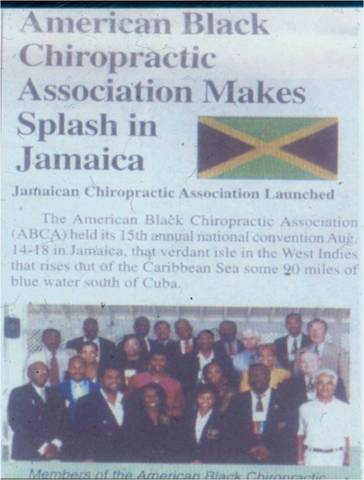 ABCA Jamacia Convention