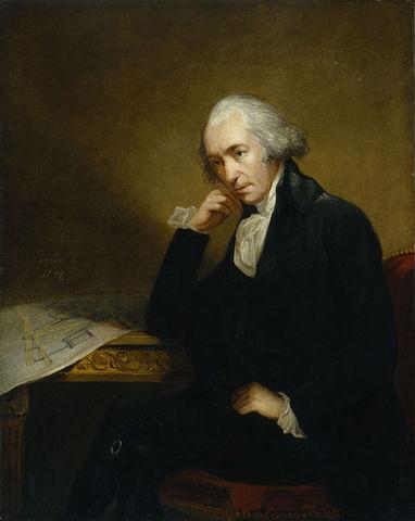 James Watt Invents The Steam Engine