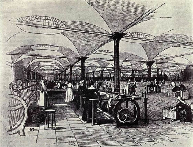 The Social Changes In Great Britain c. The Industrial Revolution