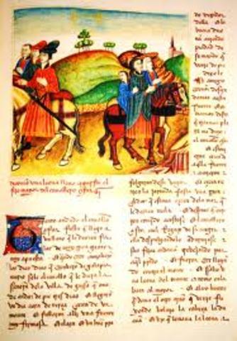 Transición Español Medieval a Clásico XlV - XV