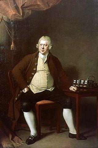Sir Richard Arkwright Invents Factories