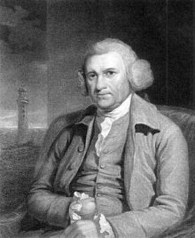 John Smeaton Rediscovers Cement