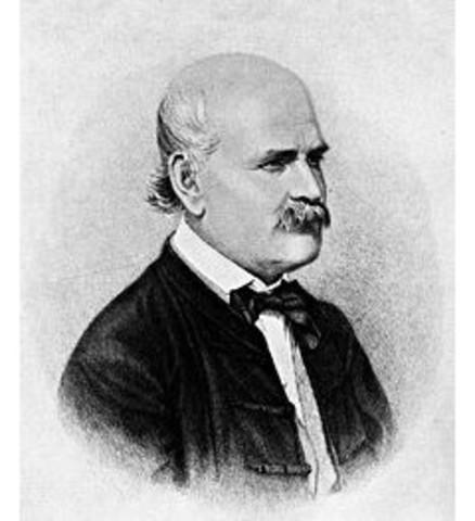 Ignacio Felipe Semmelweis