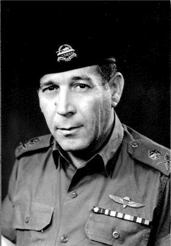 Gen. Tal develops the Armor Doctorine