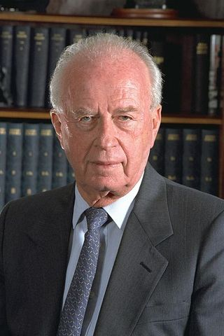 Yitzhak Rabin appointed Chief of Staff