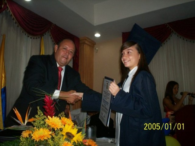 My High School grade :)