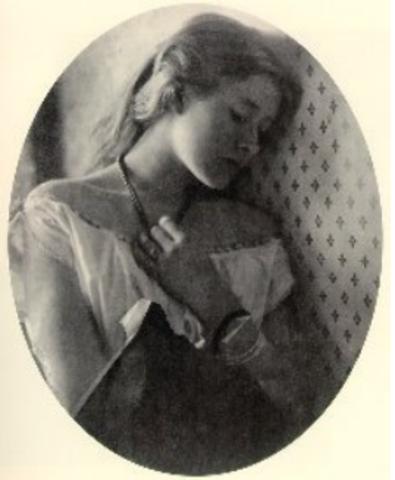 Pictorialismo. Julia Margaret Cameron.