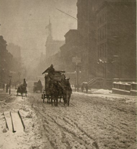 Pictorialism. Alfred Stieglitz.
