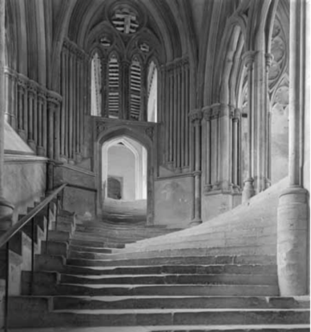Frederick Ewans. Interior.