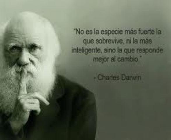 Murió Darwin