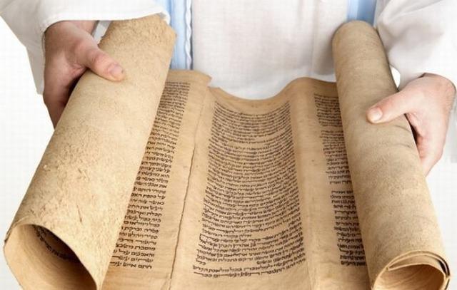 La Biblia año 1450 A.C