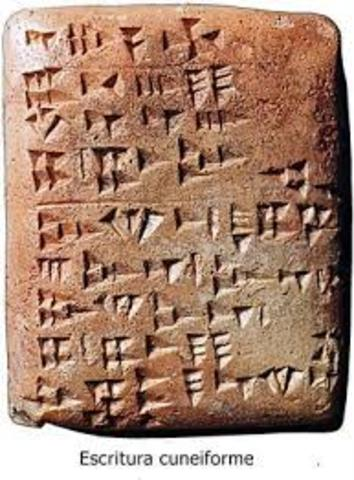 Biblioteca en Nívine año 721 A.C