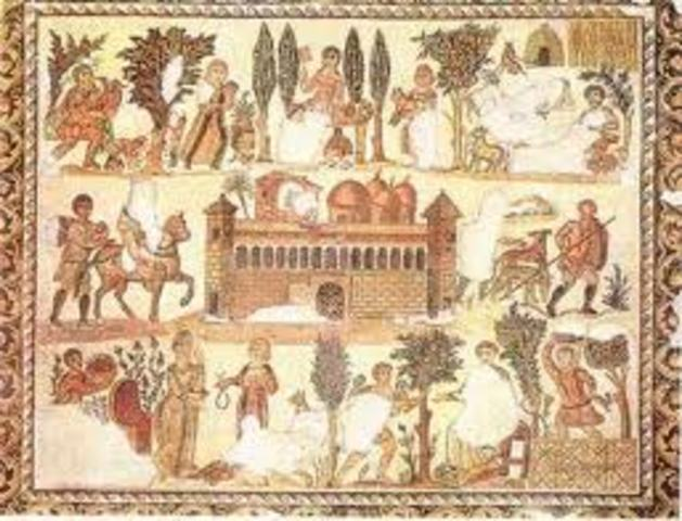 Incorporación de Hispania al Grecolatino