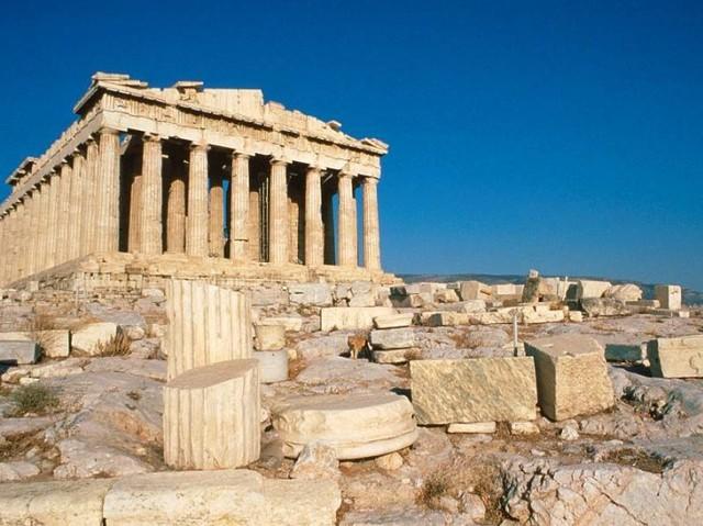 Grecia año 594 A.C