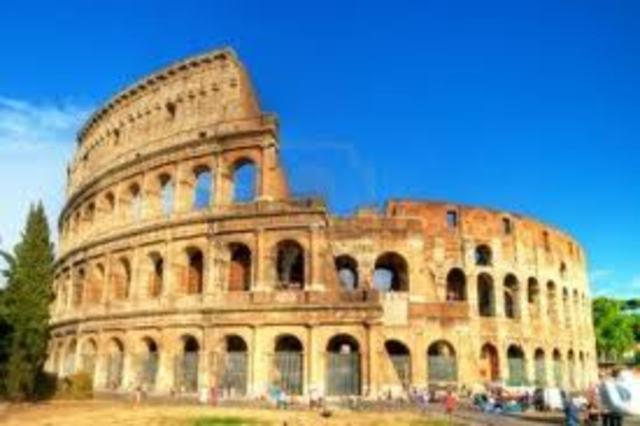 El Imperio Romano año 27 A.C