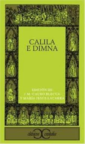 Novelas Valila e Dimna en castellano