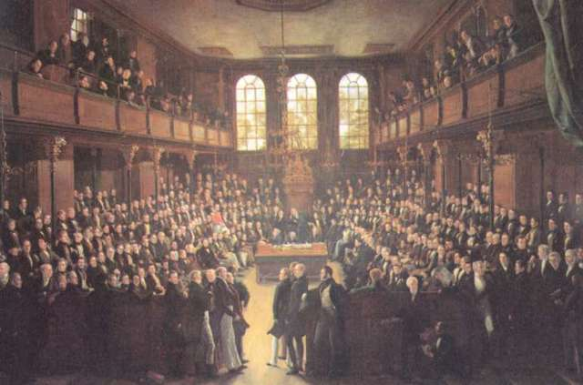 Inglaterra año 1632